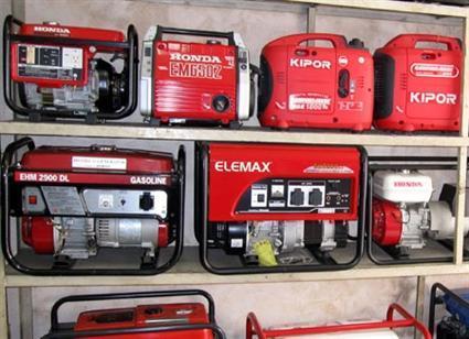 Hệ thống tản nhiệt của máy phát điện
