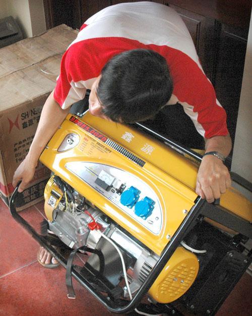 Hướng dẫn sử dụng máy phát điện an toàn, hiệu quả